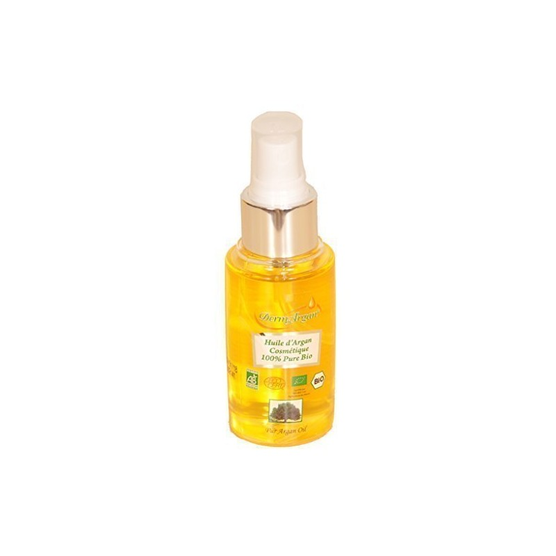 L'huile d'Argan Pure Bio Cosmétique 80ml