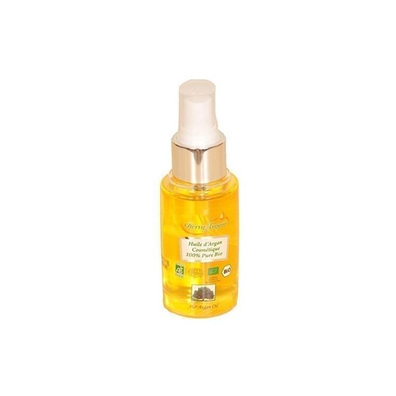 L'huile d'Argan Pure Bio Cosmétique Vapo - 80 ml