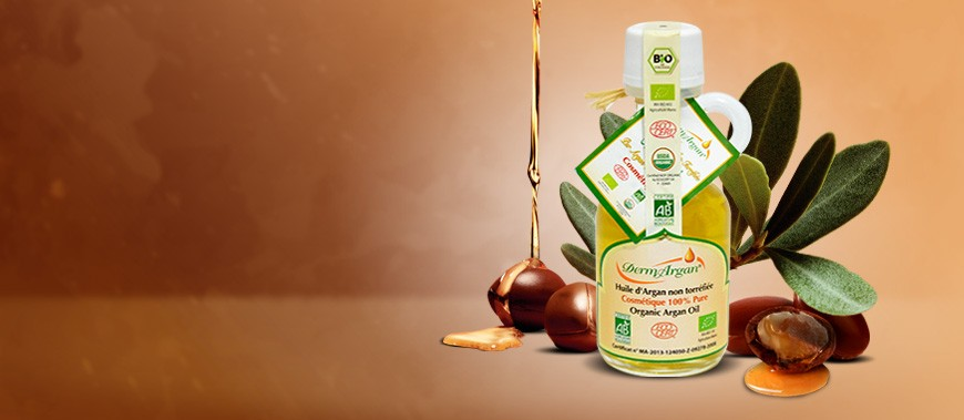 Organic argan oil body care