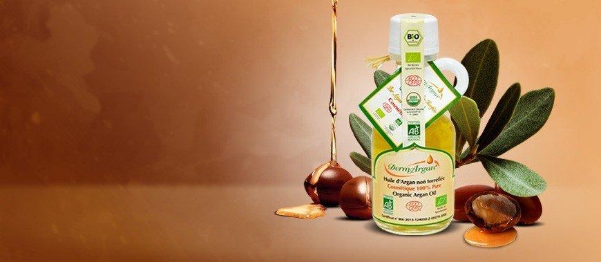 Lien vers gammes des huiles bio
